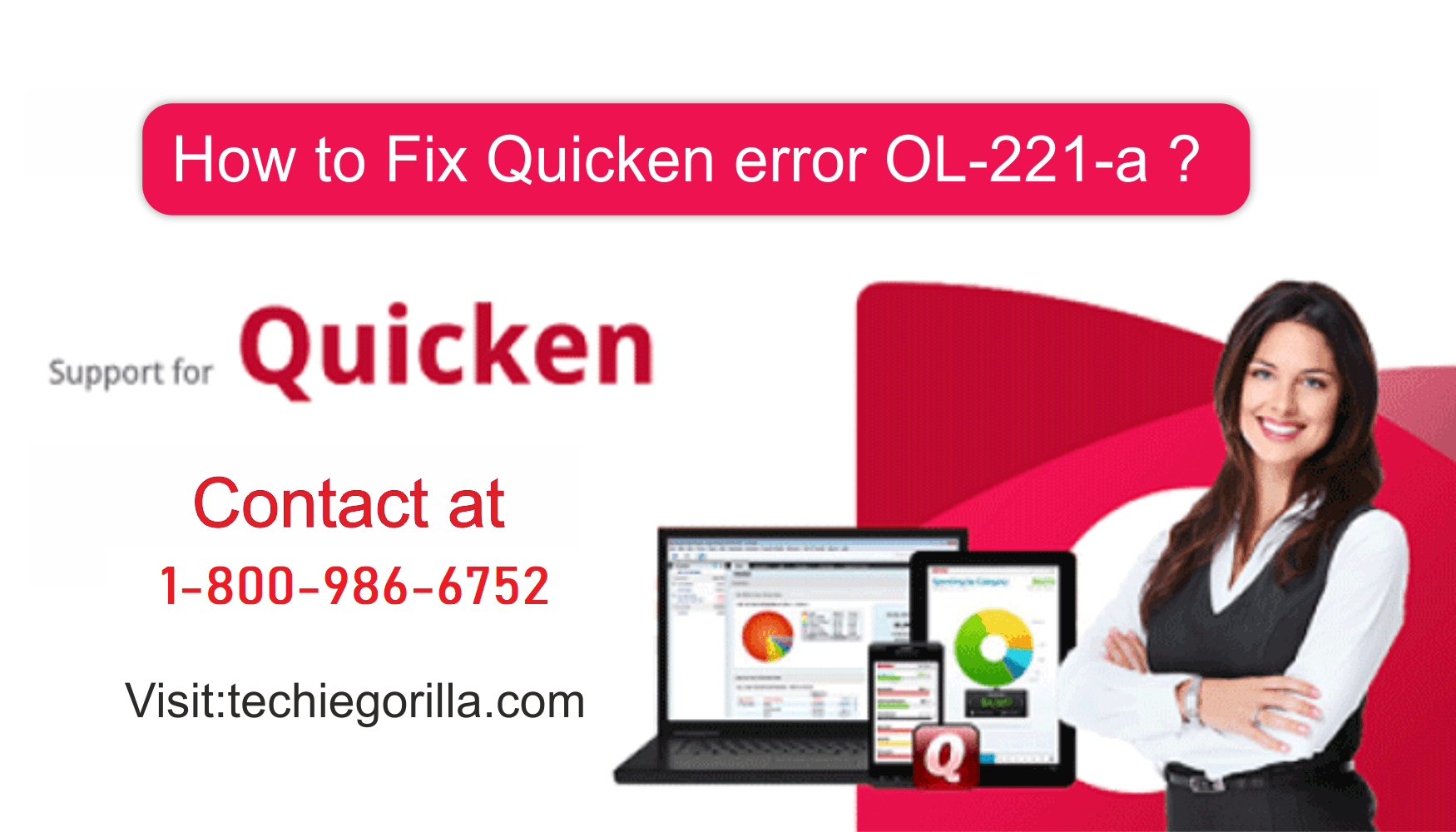 [Resolved] How to fix Quicken error OL-221-a ?